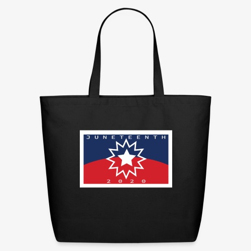 Juneteenth01 - Eco-Friendly Cotton Tote