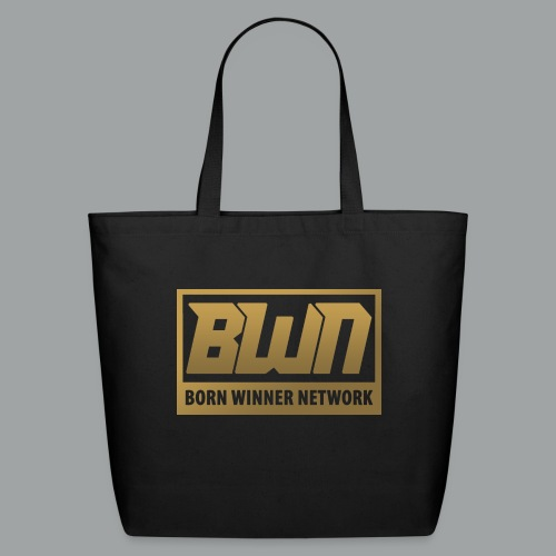 BWN (Gold) - Eco-Friendly Cotton Tote