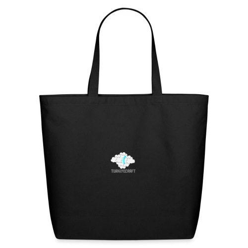 TurkiyeCarft Cloud Logo - Eco-Friendly Cotton Tote