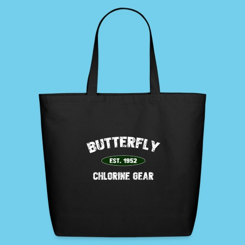 Butterfly est 1952-M - Eco-Friendly Cotton Tote