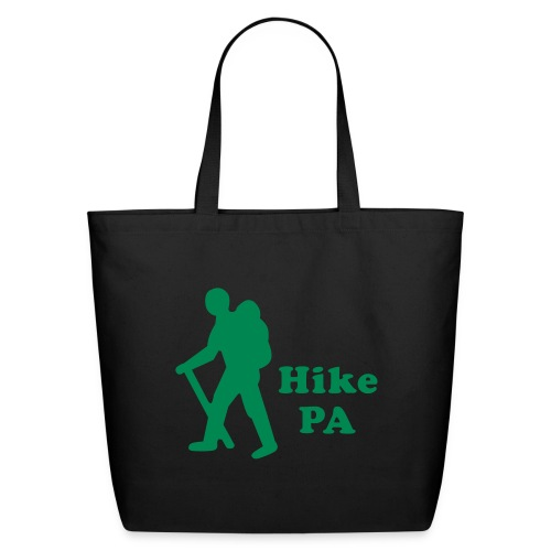 Hike PA Guy - Eco-Friendly Cotton Tote