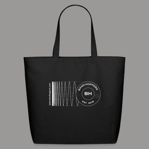 BandHoppers Logo #1 - Eco-Friendly Cotton Tote