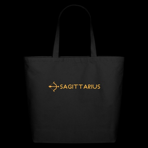 Sagittarius - Eco-Friendly Cotton Tote