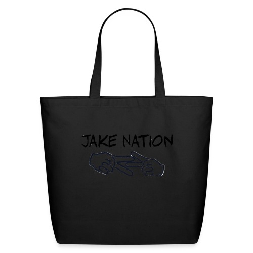 Jake nation shirts and hoodies - Eco-Friendly Cotton Tote