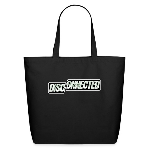 Disconnected - Eco-Friendly Cotton Tote