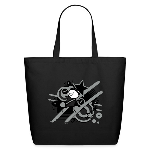 charles totesize - Eco-Friendly Cotton Tote