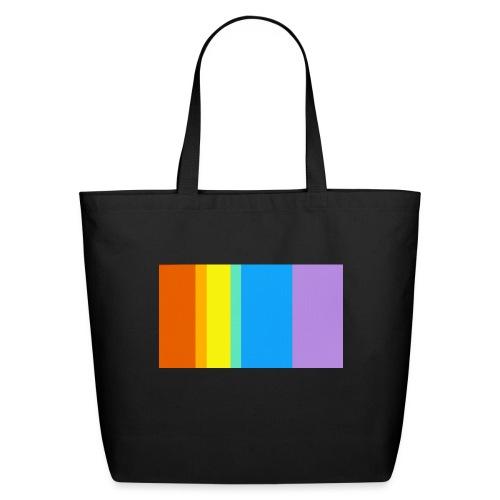 Modern Rainbow - Eco-Friendly Cotton Tote