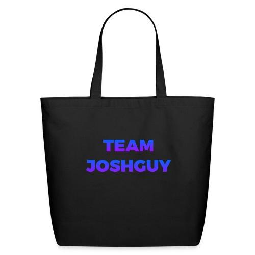 Team JoshGuy - Eco-Friendly Cotton Tote
