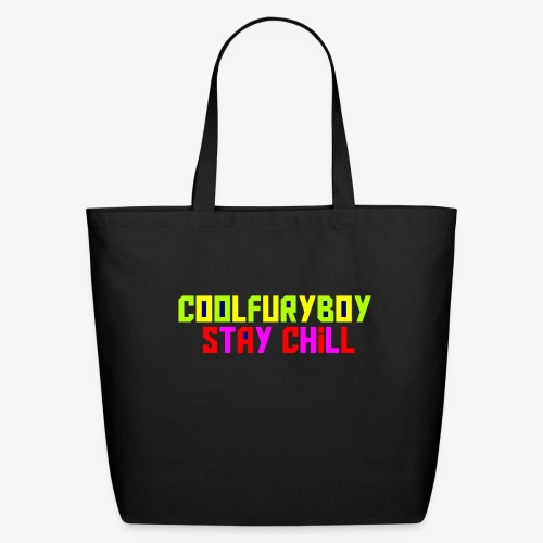 CoolFuryBoy - Eco-Friendly Cotton Tote