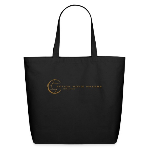 AMMT Logo Modern Look - Eco-Friendly Cotton Tote