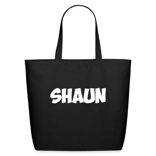 Shaun Logo Shirt - Eco-Friendly Cotton Tote