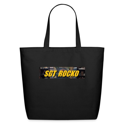 RockoWear Banner - Eco-Friendly Cotton Tote
