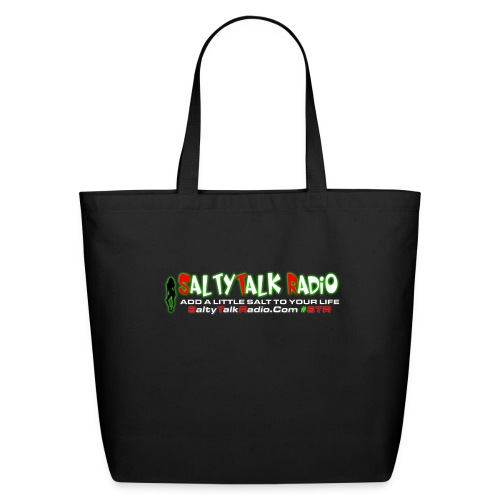 str front png - Eco-Friendly Cotton Tote