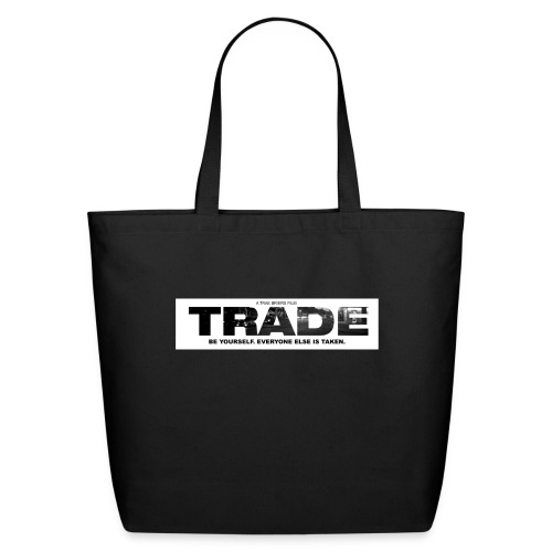 TRADE-A Trae Briers Film - Eco-Friendly Cotton Tote