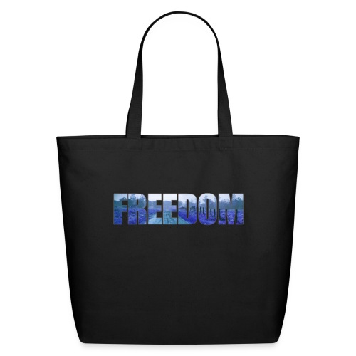 Freedom Photography Style - Eco-Friendly Cotton Tote