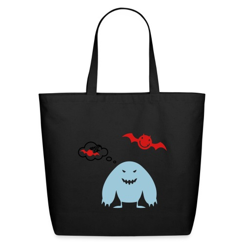 Mad Monster - Eco-Friendly Cotton Tote