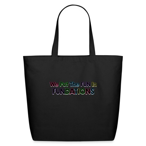 fundations png - Eco-Friendly Cotton Tote