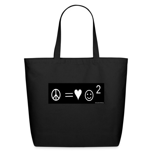 Peace Equals - Eco-Friendly Cotton Tote