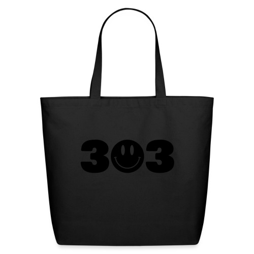 3 Smiley 3 - Eco-Friendly Cotton Tote