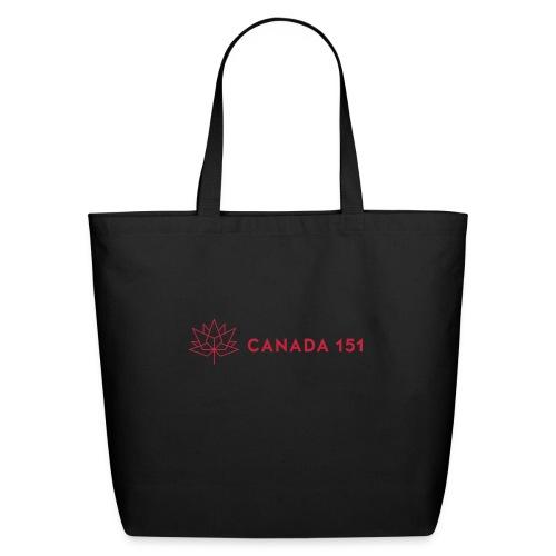 Canada 151 - Eco-Friendly Cotton Tote