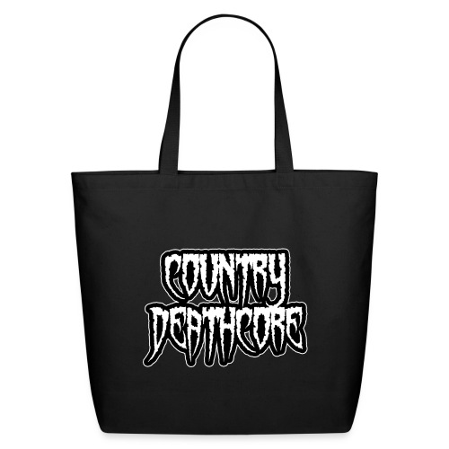 COUNTRY DEATHCORE - Eco-Friendly Cotton Tote