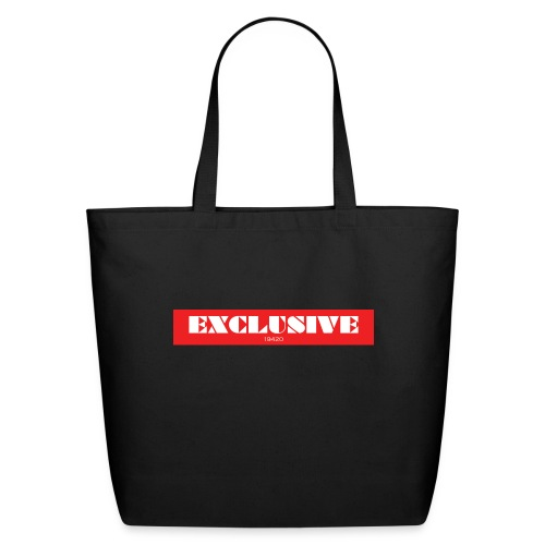 exclusive - Eco-Friendly Cotton Tote