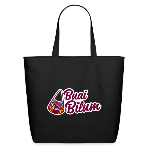 Buai Bilum - Eco-Friendly Cotton Tote