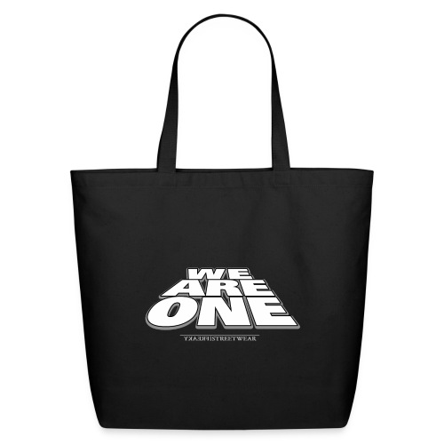 We are One 2 - Eco-Friendly Cotton Tote