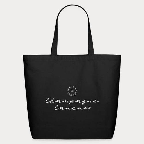 Champagne Caucus - Eco-Friendly Cotton Tote