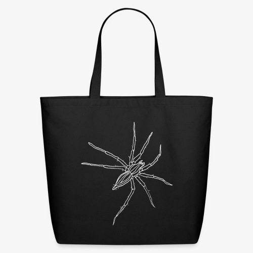 grass spider inv - Eco-Friendly Cotton Tote