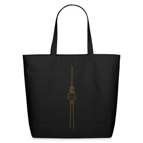 Berlin TV Tower - Eco-Friendly Cotton Tote