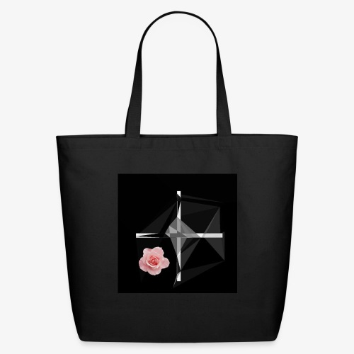 Roses and their thorns - Eco-Friendly Cotton Tote