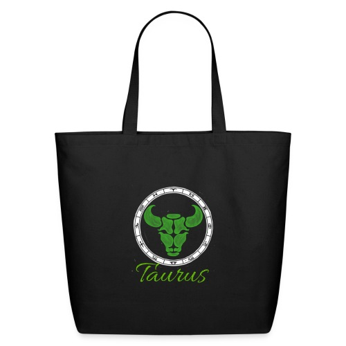 taurus - Eco-Friendly Cotton Tote