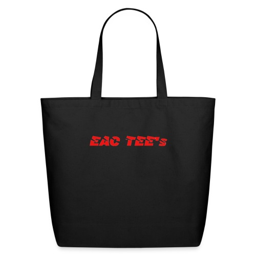 EAC TEE's - Eco-Friendly Cotton Tote