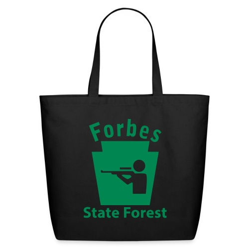 Forbes State Forest Hunting Keystone PA - Eco-Friendly Cotton Tote