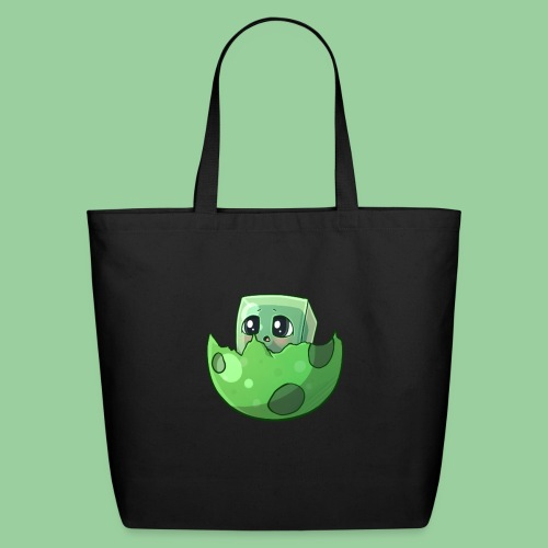 Cartoon Slime - Eco-Friendly Cotton Tote