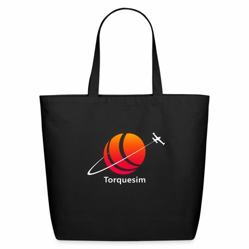 TorqueSim - Sunny - Eco-Friendly Cotton Tote