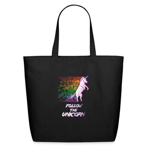 Follow The Unicorn - Eco-Friendly Cotton Tote