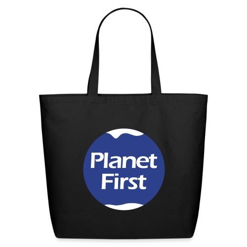 PlanetFirst2 - Eco-Friendly Cotton Tote