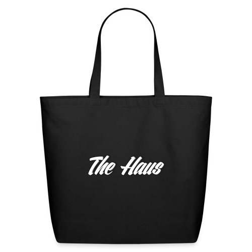 The Haus Logo - Eco-Friendly Cotton Tote