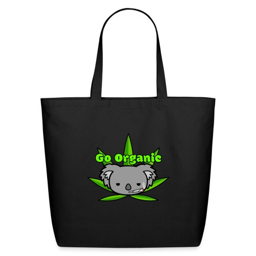 Go Organic - Eco-Friendly Cotton Tote