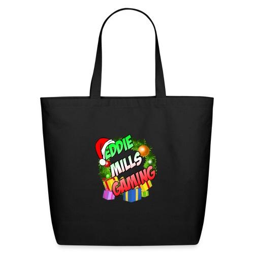 Eddie Mills Christmas - Eco-Friendly Cotton Tote