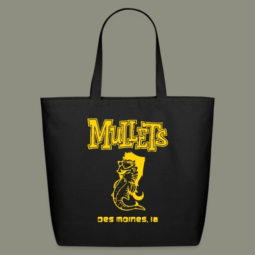 Mullets Color Series - Eco-Friendly Cotton Tote