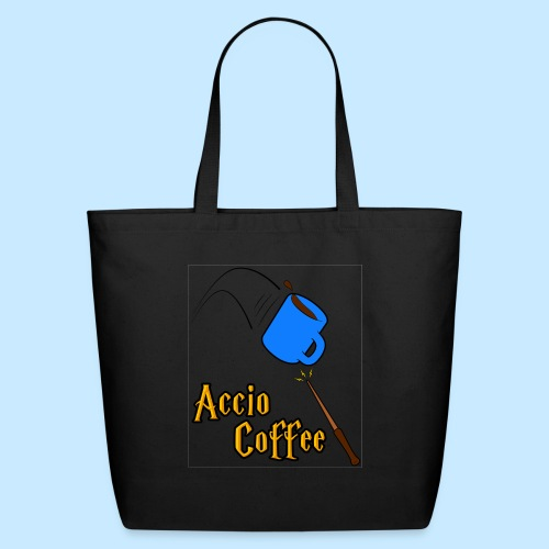 Accio Coffee! (Double Sided) - Eco-Friendly Cotton Tote