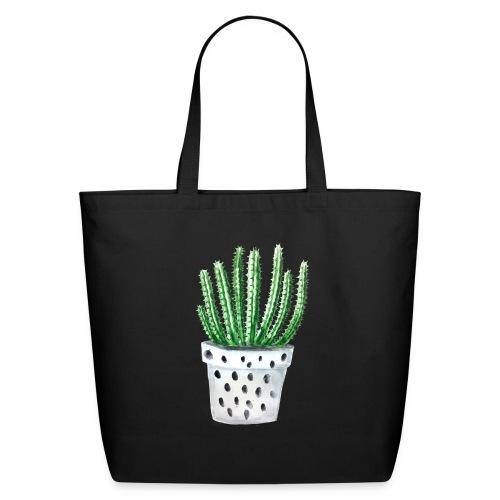 Cactus - Eco-Friendly Cotton Tote