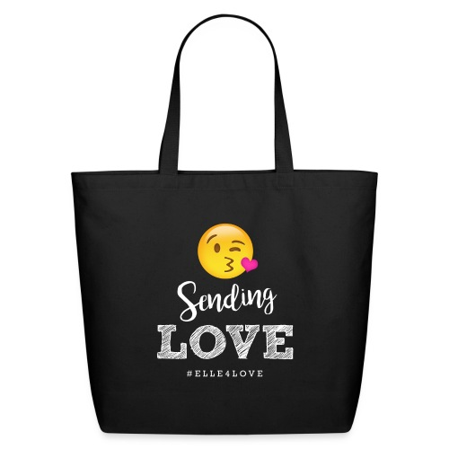 Sending Love - Eco-Friendly Cotton Tote