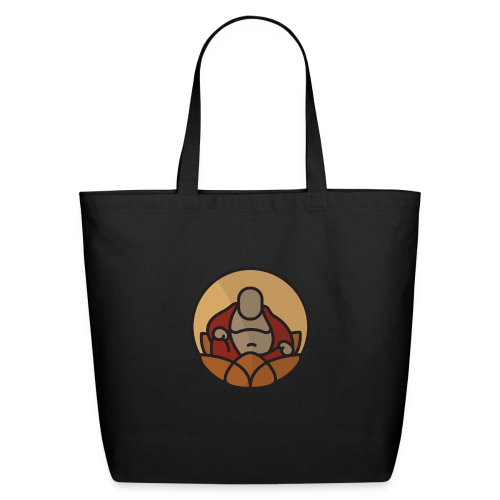 AMERICAN BUDDHA CO. COLOR - Eco-Friendly Cotton Tote