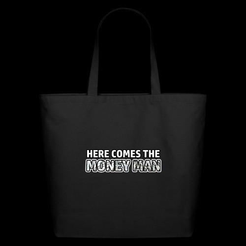 Here Comes The Money Man - Eco-Friendly Cotton Tote