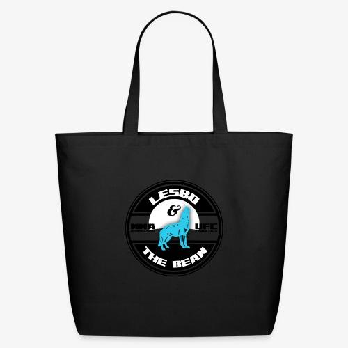 Lesbo and The Bean Logo - Eco-Friendly Cotton Tote