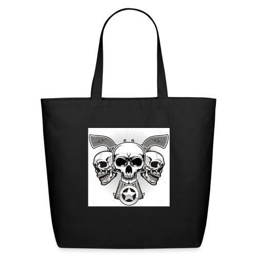 Skulls - Eco-Friendly Cotton Tote